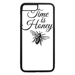 Time is Honey Beekeeper T-Shirt - iPhone 7 Plus Rubber Case