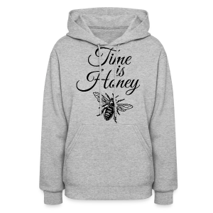 Time is Honey Beekeeper T-Shirt - Women's Hoodie