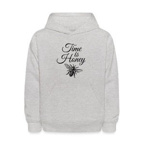 Time is Honey Beekeeper T-Shirt - Kids' Hoodie
