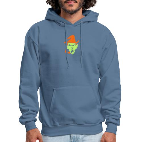 Angry Halloween Witch - Men's Hoodie