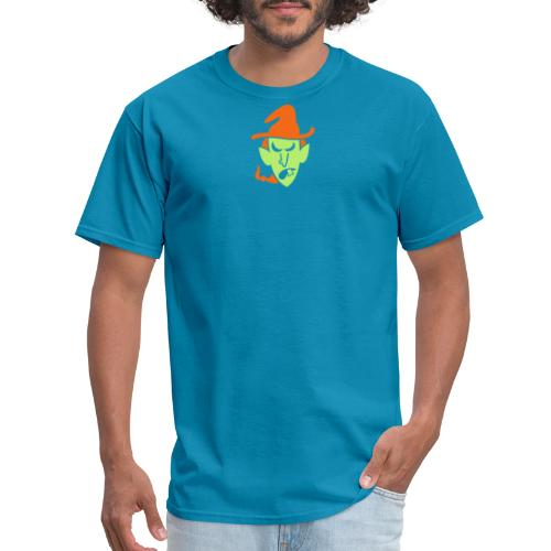Angry Halloween Witch - Men's T-Shirt