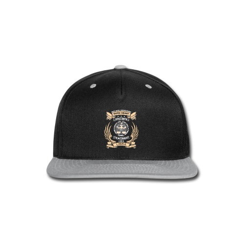 Zodiac Sign - Libra - Snap-back Baseball Cap