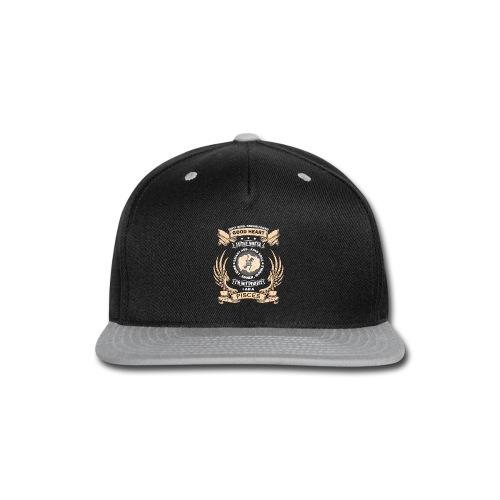 Zodiac Sign - Pisces - Snap-back Baseball Cap