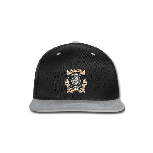 Zodiac Sign - Scorpio - Snap-back Baseball Cap