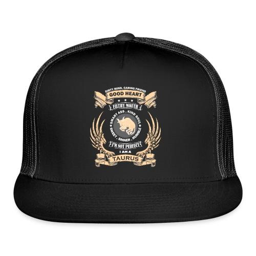 Zodiac Sign - Taurus - Trucker Cap