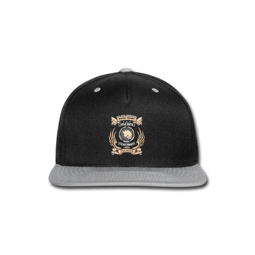 Zodiac Sign - Taurus - Snap-back Baseball Cap