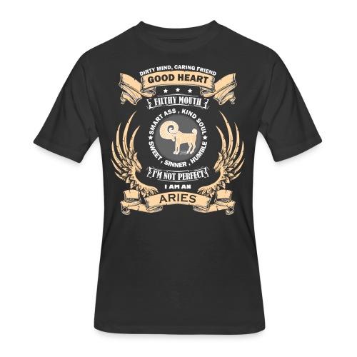 Zodiac Sign - Aries - Men's 50/50 T-Shirt