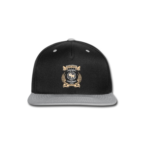 Zodiac Sign - Aries - Snap-back Baseball Cap