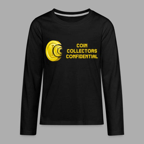 CCC (Kids) - Kids' Premium Long Sleeve T-Shirt