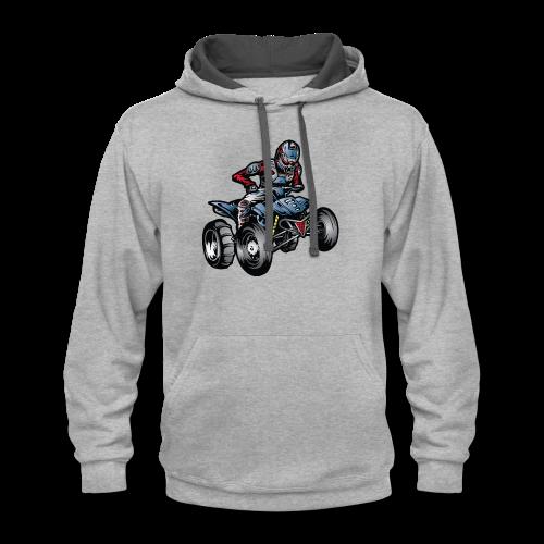 ATV Design - Contrast Hoodie