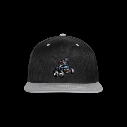 ATV Design - Snap-back Baseball Cap