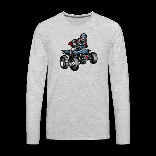 ATV Design - Men's Premium Long Sleeve T-Shirt