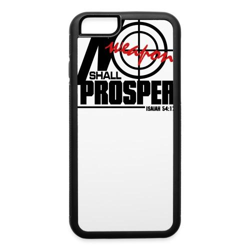 No Weapon Shall Prosper - Men - iPhone 6/6s Rubber Case