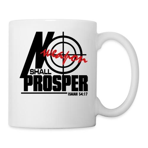 No Weapon Shall Prosper - Men - Coffee/Tea Mug