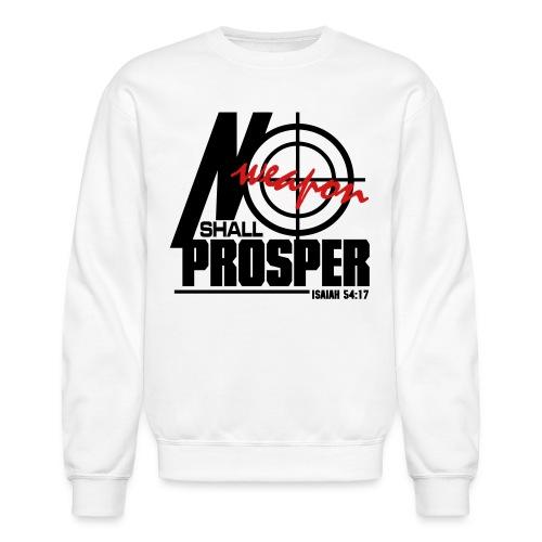 No Weapon Shall Prosper - Men - Crewneck Sweatshirt
