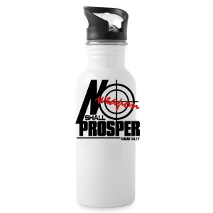 No Weapon Shall Prosper - Men - Water Bottle