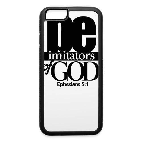Be Imitators of GOD - Men - iPhone 6/6s Rubber Case