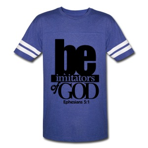 Be Imitators of GOD - Men - Vintage Sport T-Shirt