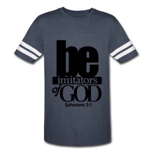 Be Imitators of GOD - Men - Vintage Sport T-Shirt