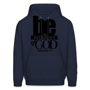 Be Imitators of GOD - Men - Men's Hoodie