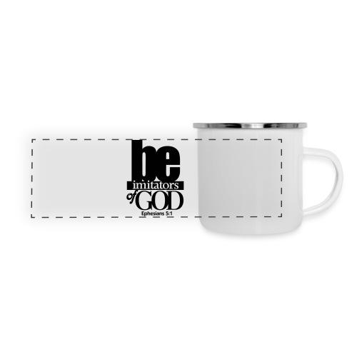 Be Imitators of GOD - Men - Panoramic Camper Mug