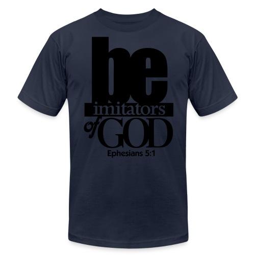 Be Imitators of GOD - Men - Men's Fine Jersey T-Shirt