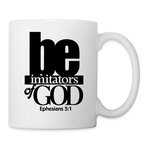 Be Imitators of GOD - Men - Coffee/Tea Mug