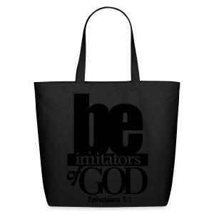 Be Imitators of GOD - Men - Eco-Friendly Cotton Tote
