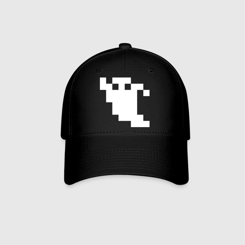 Pixel Ghost Caps - Baseball Cap
