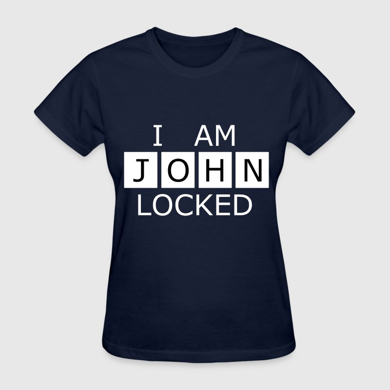 John Locked Shirt - Women's T-Shirt