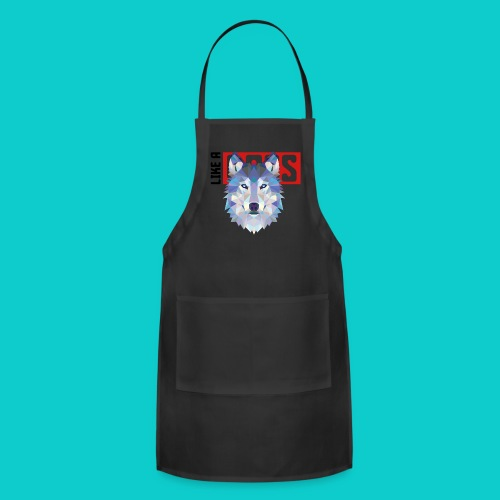 like a boss shirt - Adjustable Apron