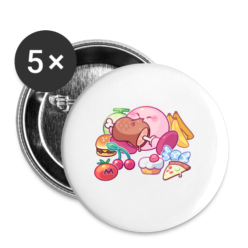 Lunchtime! - Large Buttons