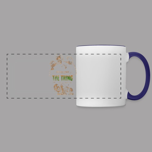 The Thing From Another World Men's T Shirt - Panoramic Mug