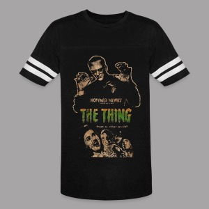 The Thing From Another World Men's T Shirt - Vintage Sport T-Shirt