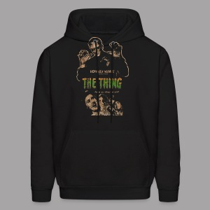 The Thing From Another World Men's T Shirt - Men's Hoodie