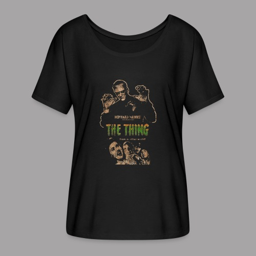 The Thing From Another World Men's T Shirt - Women's Flowy T-Shirt