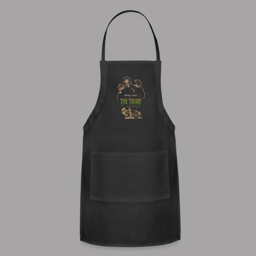 The Thing From Another World Men's T Shirt - Adjustable Apron