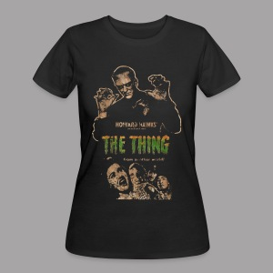 The Thing From Another World Men's T Shirt - Women's 50/50 T-Shirt