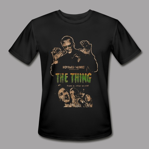 The Thing From Another World Men's T Shirt - Men's Moisture Wicking Performance T-Shirt
