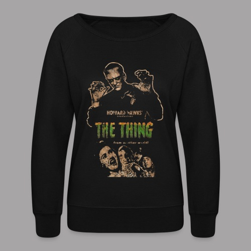 The Thing From Another World Men's T Shirt - Women's Crewneck Sweatshirt