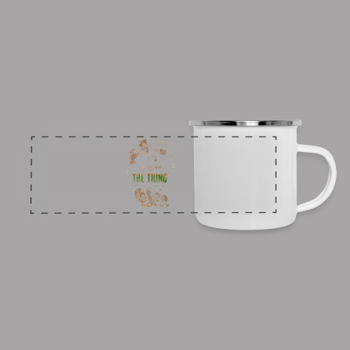 The Thing From Another World Men's T Shirt - Panoramic Camper Mug