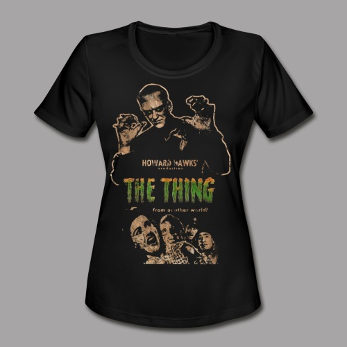 The Thing From Another World Men's T Shirt - Women's Moisture Wicking Performance T-Shirt