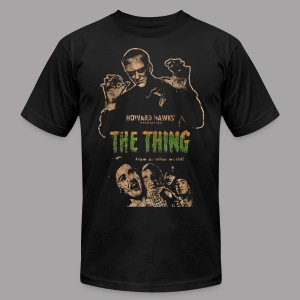 The Thing From Another World Men's T Shirt - Men's Fine Jersey T-Shirt