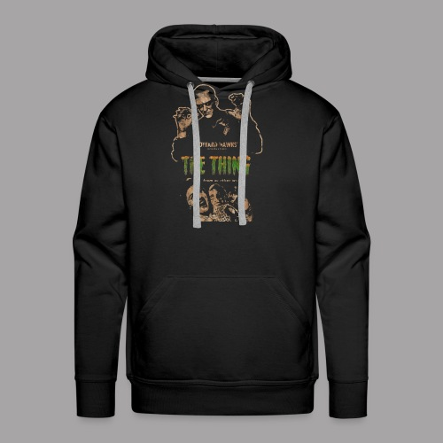 The Thing From Another World Men's T Shirt - Men's Premium Hoodie