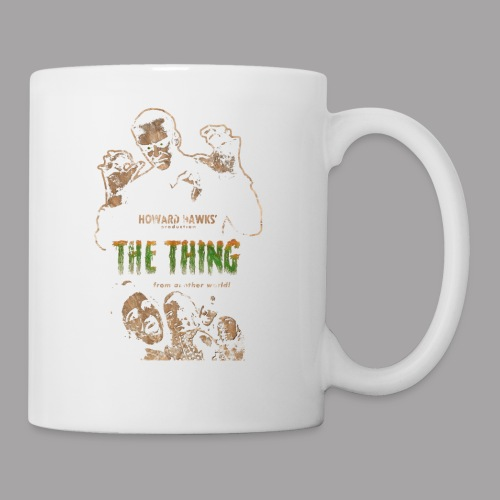 The Thing From Another World Men's T Shirt - Coffee/Tea Mug