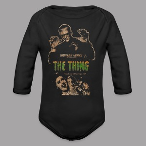 The Thing From Another World Men's T Shirt - Long Sleeve Baby Bodysuit