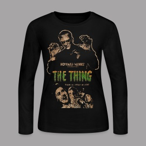 The Thing From Another World Men's T Shirt - Women's Long Sleeve Jersey T-Shirt