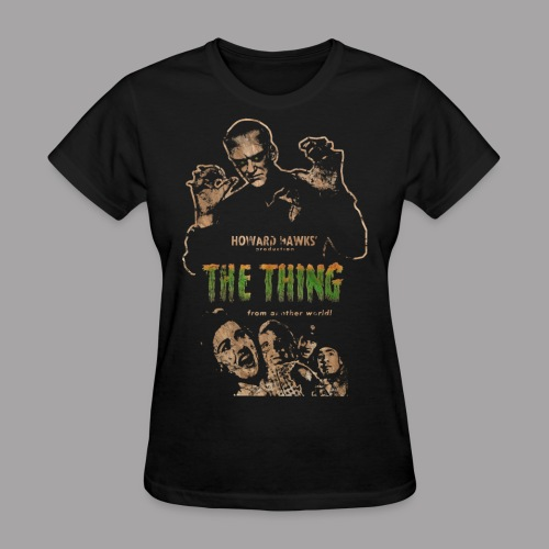 The Thing From Another World Men's T Shirt - Women's T-Shirt