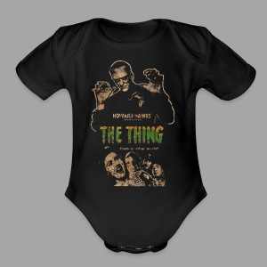 The Thing From Another World Men's T Shirt - Short Sleeve Baby Bodysuit
