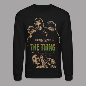The Thing From Another World Men's T Shirt - Crewneck Sweatshirt